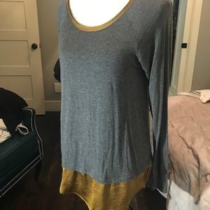 Tops - Anthropologie long sleeve top